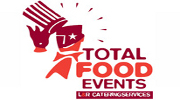 Total Food Events Diest Logo